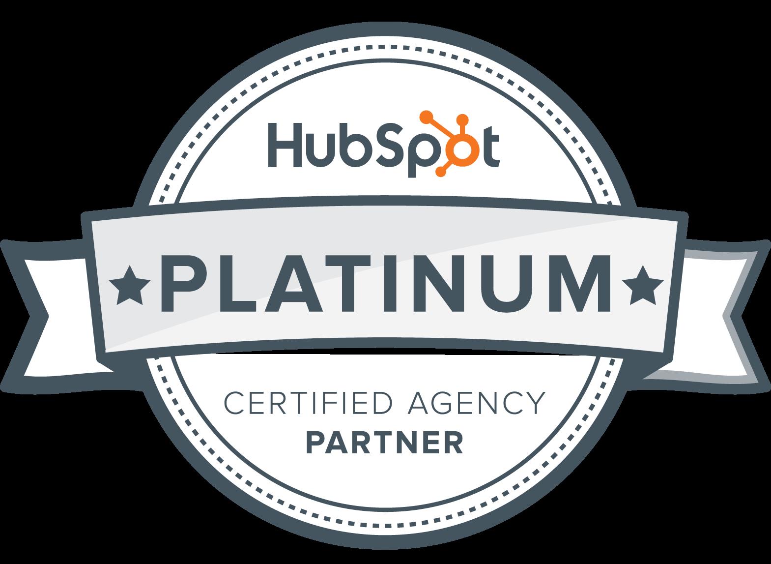 Platinum hubspot partners