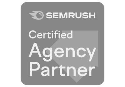 angelfish marketing semrush agency badge