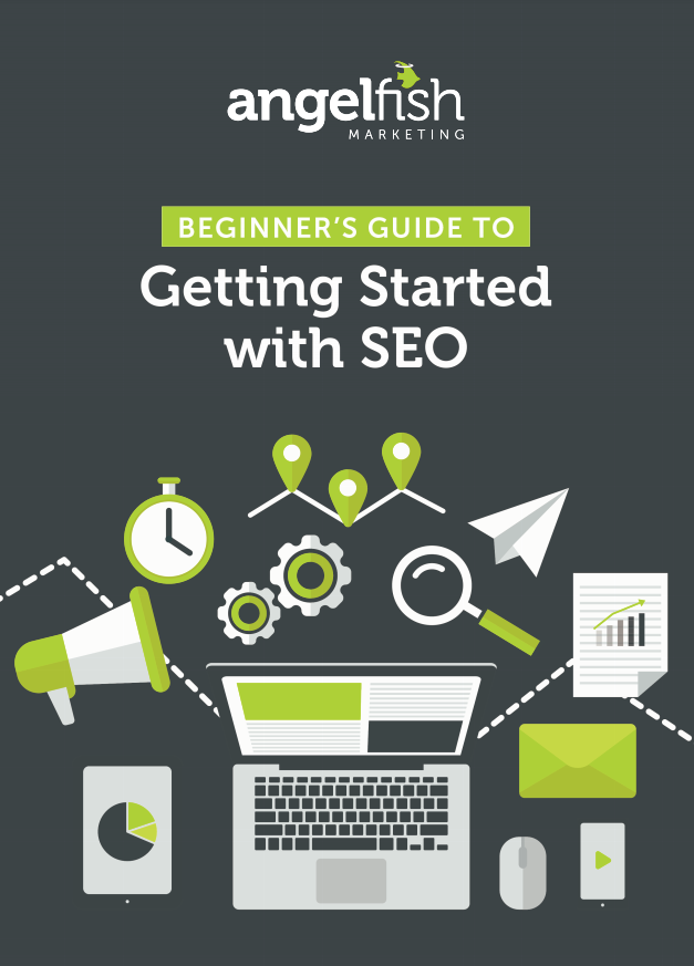 beginners seo guide cover angelfish marketing